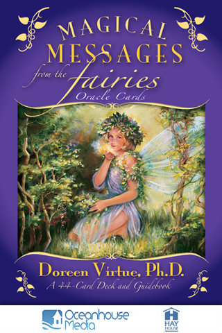 Magical Messages from the Fairies Oracle Cards – Doreen Virtue, Ph.D. Screenshot
