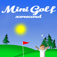 Miniature Golf Scorecard Icon