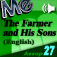 The Farmer and His Sons Icon