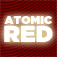 Atomic Red Pain Reliever Icon