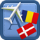 Traveller Dictionary and Phrasebook Romanian – Danish Icon