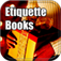 Etiquette Books Icon
