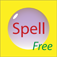 Kids Learn to Spell with Bubbles Free Icon