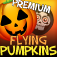 Flying Pumpkins Premium Icon