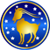 Capricorn Astro Lamp Icon