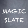 A MagicSlate Tablet-based Magic Trick