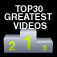 Top 30 Greatest Videos Icon