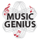 The Music Genius Icon