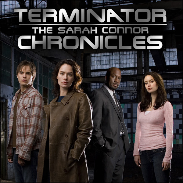 Терминатор: Хроники Сары Коннор / Terminator: The Sarah Connor Chronicles / Сезон 2 Серии 1-22, полный сезон / (Девид Неттер) [2008 г., Фантастика, боевик, HDTVRip]