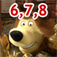 Masha and The Bear #6,7,8 Icon