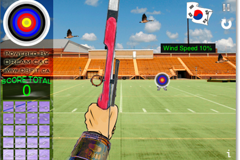World Archery Classic Screenshot