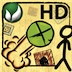 Doodle Food Expedition HD Icon