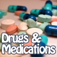 Drugs and Meds: Pharmacology Reference Icon