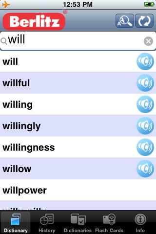 Berlitz Mini Dictionnaire Français-Anglais / Anglais-Français disponible sur