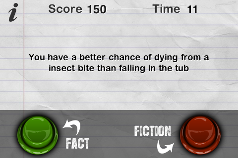 Death: Fact or Fiction Lite Screenshot
