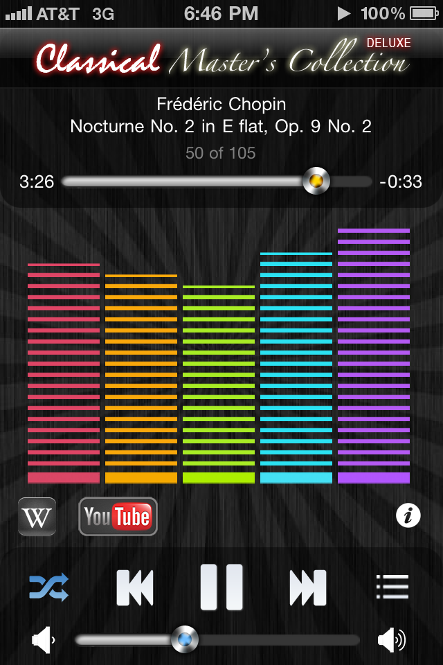 Image of Classical Music Master's Collection for iPhone