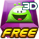 Match 3D Flick Puzzle FREE! Icon
