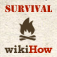 wikiHow: How to and DIY Survival Kit Icon