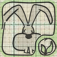 Head Spin: Dead Rabbit Doodle Edition Icon