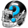 Football Player Numbers Icon