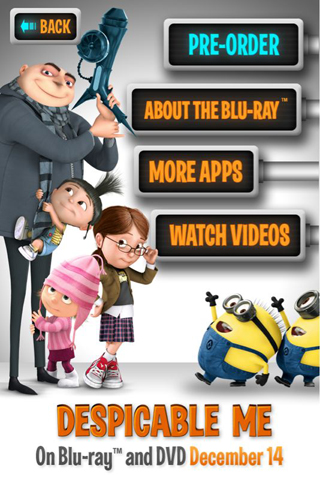 Image of Despicable Me Minion Photo Madness for iPhone