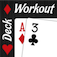 Deck of Cards Workout Icon