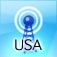 Radio USA – Alarm Clock + Recording Icon