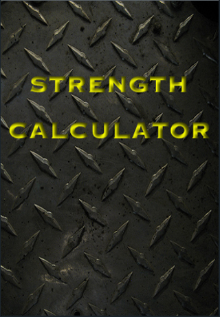 Strength Calculator Screenshot