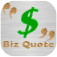 Biz Quote Icon