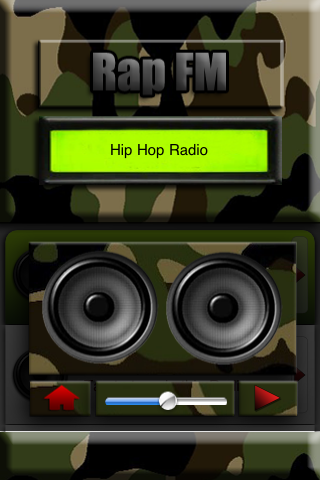 Rap FM Screenshot