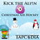 Kick the Alien – Christmas Air Hockey Icon