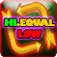 Hi.Equal.Low FREE Icon