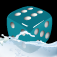 Dice Diving Icon
