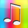 Huesic Colour Music Player Pro Icon