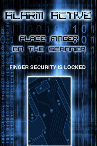 Finger Security Lite