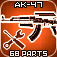 AK-47 Disassembly Icon