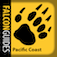 Pacific Coast Scats & Tracks Icon