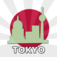 Tokyo Travel Guide Offline Icon