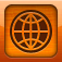 GlobeMaster: Offline Travel Guide & Utilities Icon