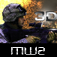 a MW2 Assault Rifle 3D Pro Icon