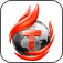Translation Fire Icon