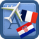 Traveller Dictionary and Phrasebook French – Croatian Icon