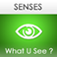 Senses – What U See? Icon