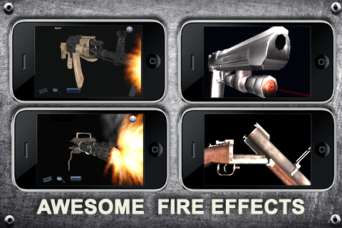 51 3D Guns│All-in-One Guns 3D Screenshot