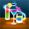 Cocktail Frenzy Bar Icon