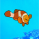 Mr Clownfish and his tropical friends. Icon