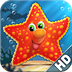 Sea Puzzle & Coloring Book for Kids HD Icon
