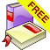 English Dictionary – Free Icon