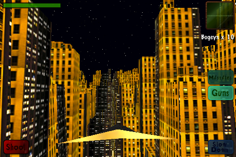 Afterwing 3D Screenshot