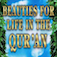 BEAUTIES FOR LIFE IN THE QUR'AN ( ISLAM ) Icon